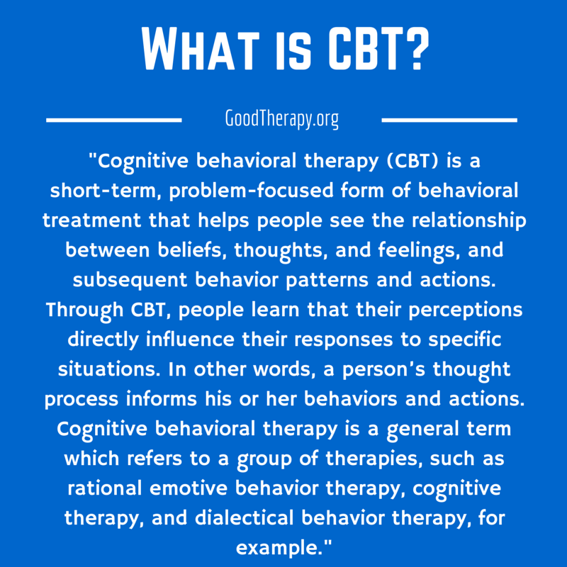 cognitive therapy and rational emotive behavior therapy psychology essay Assessing the cognitive model in psychology: albert ellis' rational emotive behavior therapy what is cognitive psychology - definition & theories related.